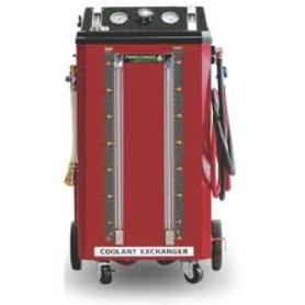 coolant exchange machine